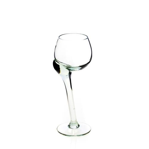 Crooked Sherry Glas